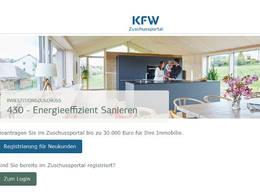 kfw antrag auf zuschuss f r sanierung einfach online stellen energie fachberater. Black Bedroom Furniture Sets. Home Design Ideas