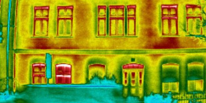 ratgeber thermografie blower door energie fachberater. Black Bedroom Furniture Sets. Home Design Ideas