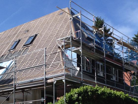 dacheindeckung im system wenn das dach aus einer hand kommt energie fachberater. Black Bedroom Furniture Sets. Home Design Ideas