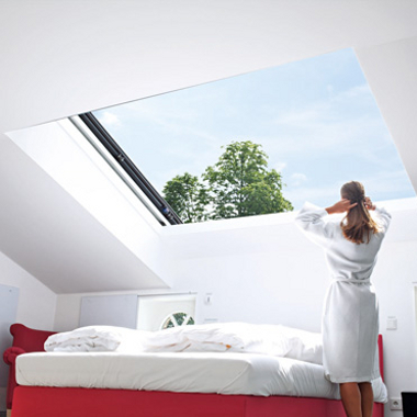 Dachfenster sorgen f r atelier flair energie fachberater - Dachfenster bilder ...