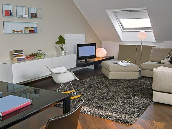 der richtige sonnenschutz f r dachfenster energie. Black Bedroom Furniture Sets. Home Design Ideas