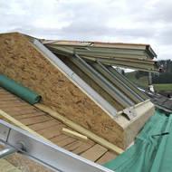 d mmzarge und aufkeilrahmen f r dachfenster energie fachberater. Black Bedroom Furniture Sets. Home Design Ideas