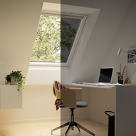 dachbalkon schafft zus tzlichen raum im dachgeschoss. Black Bedroom Furniture Sets. Home Design Ideas
