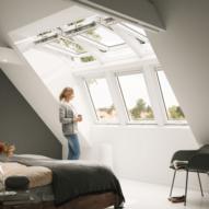 Automatische Lüftung ist perfekt gegen Schimmel im Bad - ENERGIE ... | {Badezimmer mit dachfenster 95}