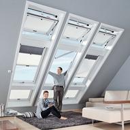 Panoramafenster dach  Dachfenster erlaubt unkomplizierte Klick-Montage - ENERGIE-FACHBERATER