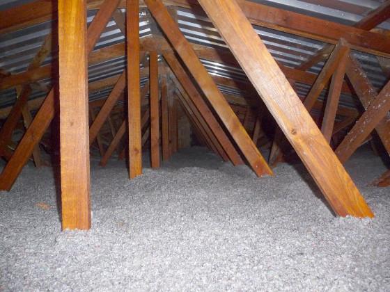 Dämmung Fußboden Schlacke ~ Dachbodendämmung mit einblasdämmung energie fachberater