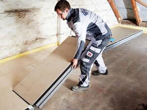Fußboden Dämmung Kosten ~ Was kostet die dachbodendämmung energie fachberater