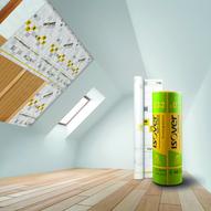schlanke vakuum d mmung f r das flachdach energie fachberater. Black Bedroom Furniture Sets. Home Design Ideas