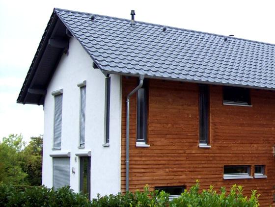 Fassadengestaltung Mit Holz fassadengestaltung frischer putz oder fassadenbekleidung energie