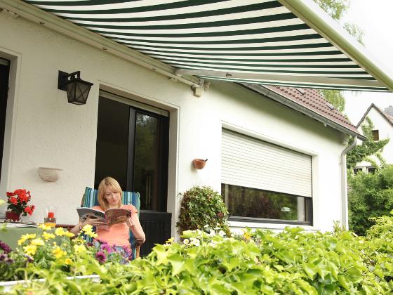Hitzewelle Nicht Im Haus Dank Sommerlichem W Rmeschutz