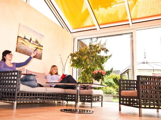 Dämmung Fußboden Wintergarten ~ Passender sonnenschutz für wintergarten unverzichtbar energie