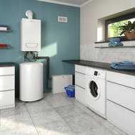 wandh ngende gasheizung mit zwei heizkreisen energie fachberater. Black Bedroom Furniture Sets. Home Design Ideas
