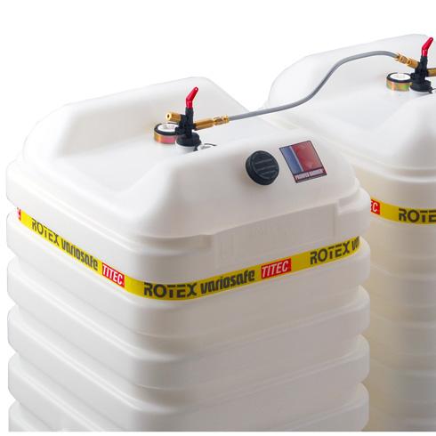 Sicherer Oltank Auch Bei Hochwasser Energie Fachberater