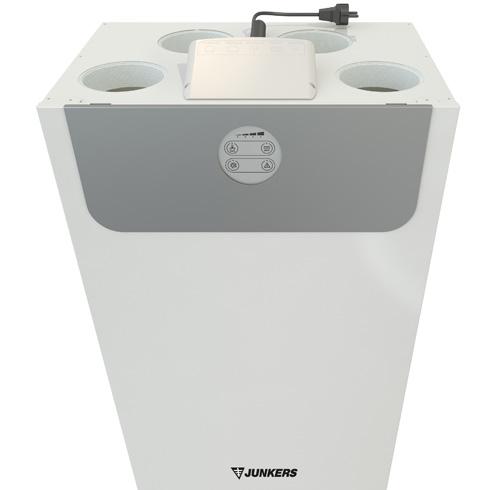 Lüftungsanlage mit wärmerückgewinnung test  KfW-Förderung für die kontrollierte Wohnungslüftung - ENERGIE ...