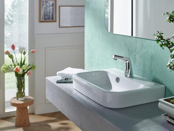 moderne badarmaturen intelligentes wassermanagement energie fachberater. Black Bedroom Furniture Sets. Home Design Ideas