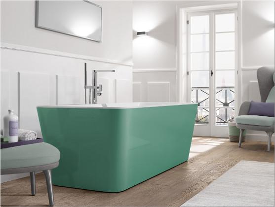 trends bei der badkeramik mehr farbe f r waschtisch und wc energie fachberater. Black Bedroom Furniture Sets. Home Design Ideas