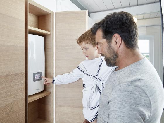 f rderung f r elektronische durchlauferhitzer energie. Black Bedroom Furniture Sets. Home Design Ideas