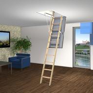 innenausbau die treppe die platz spart energie fachberater. Black Bedroom Furniture Sets. Home Design Ideas