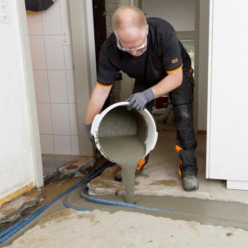 Multifunktional Einsetzbarer Reparaturmortel Fur Betonboden