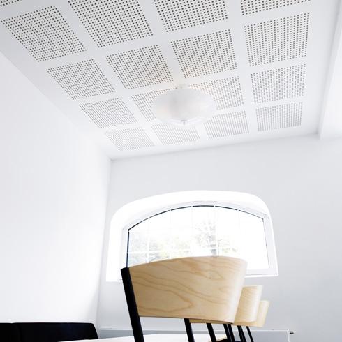 Innenausbau platten mit luftreinigungseffekt energie fachberater - Akustikplatten wand ...