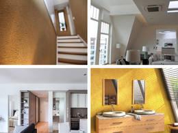 putze f r den innenausbau ein berblick zu wandputzen energie fachberater. Black Bedroom Furniture Sets. Home Design Ideas