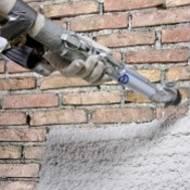 Sanierputz Macht Schluss Mit Feuchten Keller Mauern Energie