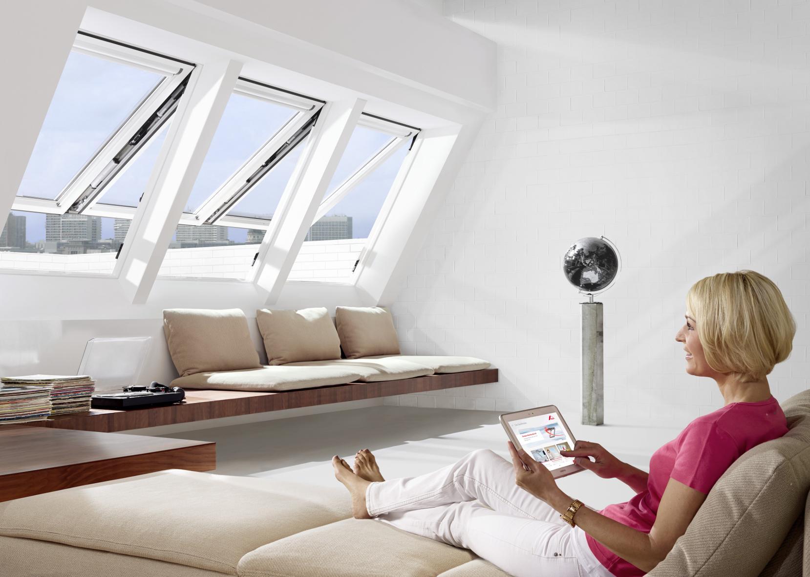 So finden hausbesitzer das richtige dachfenster energie fachberater - Dachfenster bilder ...