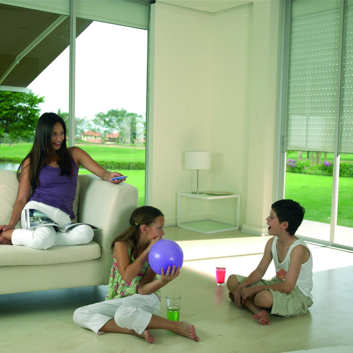 strategien gegen die hitze im haus energie fachberater. Black Bedroom Furniture Sets. Home Design Ideas