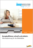 knauf insulation deutschland energie fachberater. Black Bedroom Furniture Sets. Home Design Ideas