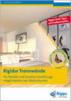 prospekt rigitherm 032 die sichere und wirtschaftliche innend mmung energie fachberater. Black Bedroom Furniture Sets. Home Design Ideas