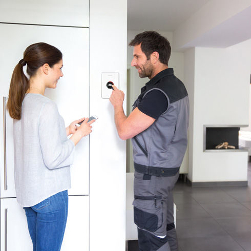 heizungsregler mit anwesenheitserkennung bietet mehr komfort energie fachberater. Black Bedroom Furniture Sets. Home Design Ideas