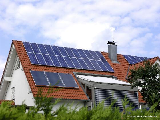 Baulicher Brandschutz bei Photovoltaik-Anlagen - ENERGIE-FACHBERATER