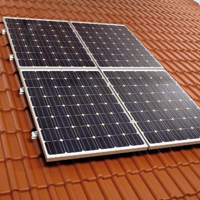 photovoltaik anlage einfach und sicher auf dem dach. Black Bedroom Furniture Sets. Home Design Ideas