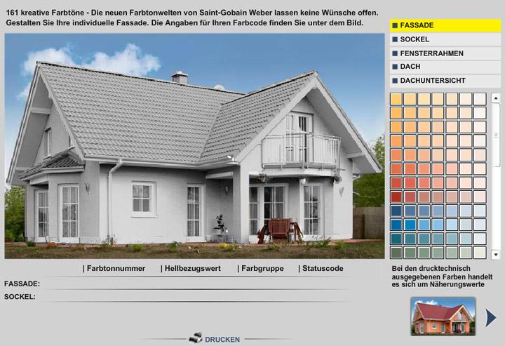 farbtonberater fassade energie fachberater. Black Bedroom Furniture Sets. Home Design Ideas