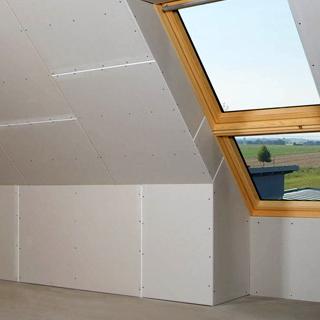 Trockenbau-Lösungen sind ideal für den Dachausbau - ENERGIE ...