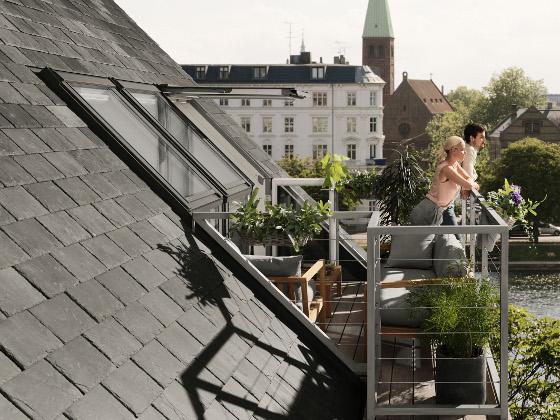 Sehr Ideen für den Dachausbau: Wohntraum Dachwohnung - ENERGIE-FACHBERATER TD48