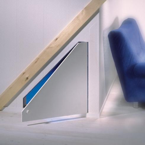 Favorit Mit Kniestocktüren Platz unter dem Dach geschickt ausnutzen KH71