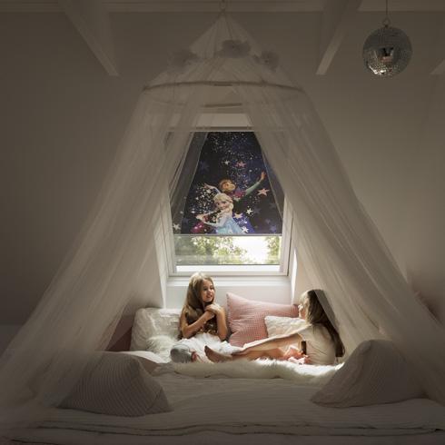 Kinder Rollos Einschlafen Mit Disney Helden Energie