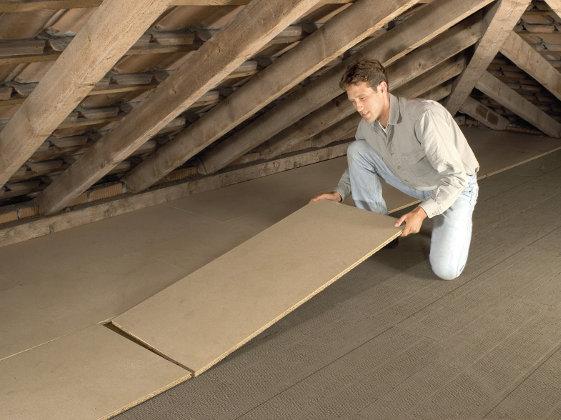 Sehr Dachboden preiswert dämmen - ENERGIE-FACHBERATER PB08