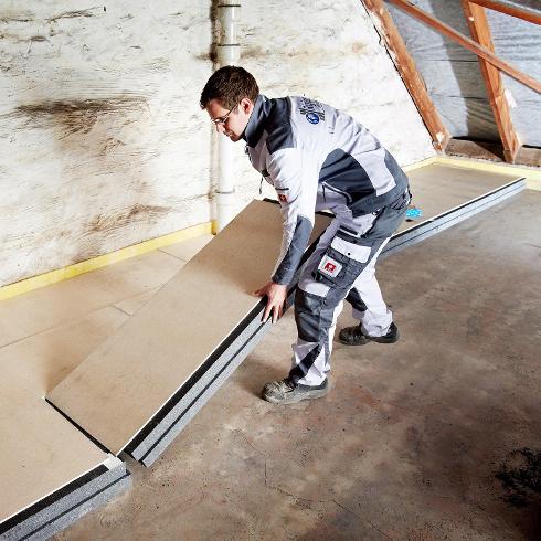 Was kostet die Dachbodendämmung? - ENERGIE-FACHBERATER