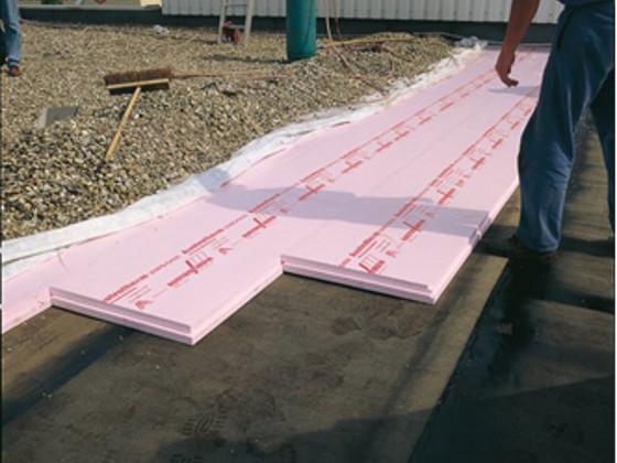 Extrem Umkehrdach als Alternative bei der Flachdachsanierung - ENERGIE RX13