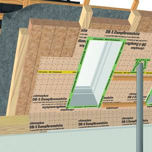 Super Dachdämmung - ENERGIE-FACHBERATER DD37