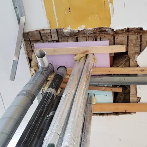 Energiesparen In Eigenleistung Dammung Der Rohrleitungen Energie Fachberater