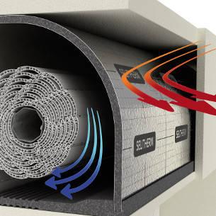 Gut gemocht Dämmung Rollladenkasten - ENERGIE-FACHBERATER XR92