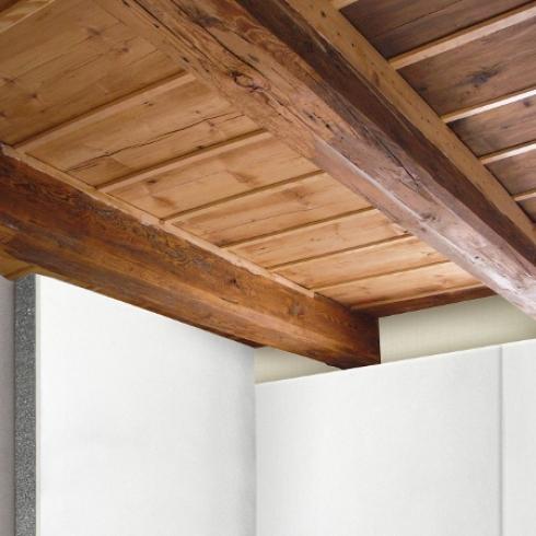 Gut bekannt Sichere Innendämmung für Altbauten mit Holzbalkendecke - ENERGIE OI22