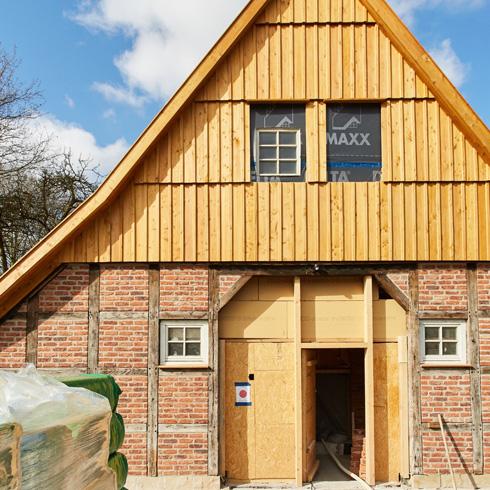 Historisches Fachwerkhaus Clever Saniert Energie Fachberater