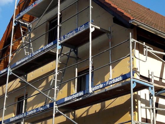 Häufig Was kostet die Fassadendämmung? - ENERGIE-FACHBERATER SU04