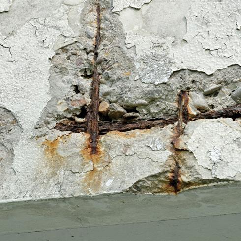 Häufig Komplettsystem für die Betonsanierung auf Balkon und Terrasse YD33