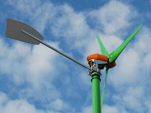 Ein Windrad im Garten – lohnt sich das? - ENERGIE-FACHBERATER