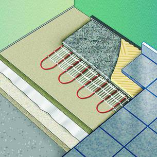 Fußbodenheizung - ENERGIE-FACHBERATER